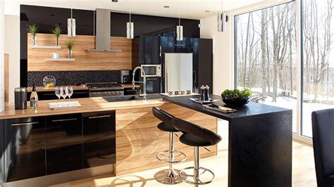 cuisines et bains magazine trucs déco la magie du noir les idées de ma maison