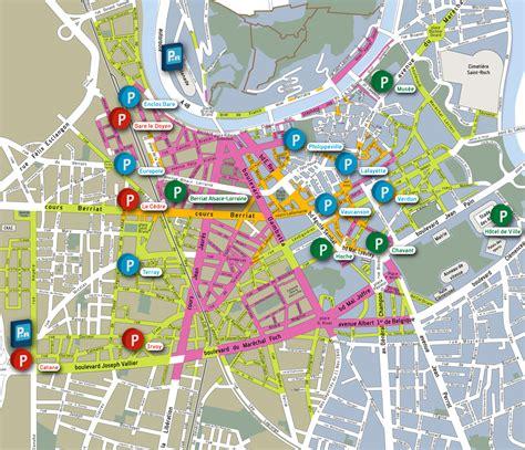 plan de villes gratuit carte