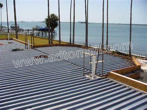 corrugated steel decking weight corrugated steel sheet composite steel floor decking