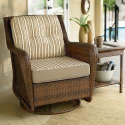 ty pennington patio furniture mayfield swivel glider chair