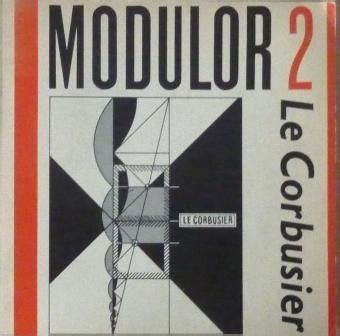 le corbusier modulor zvab