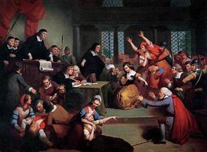 Salem Witch Trials Begin National Geographic Society