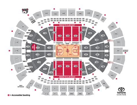 Rockets Tickets Toyota Center by Houston Toyota Center Houston Rockets Vs Dallas Mavericks