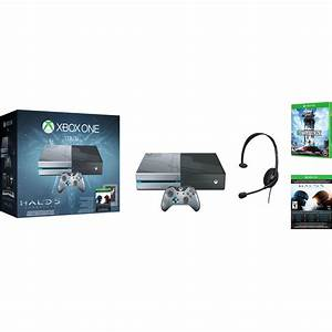 Microsoft Xbox One Limited Edition Halo 5 Guardians