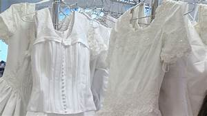anonymous donor drops off 1k wedding dresses to deseret With ksl wedding dress