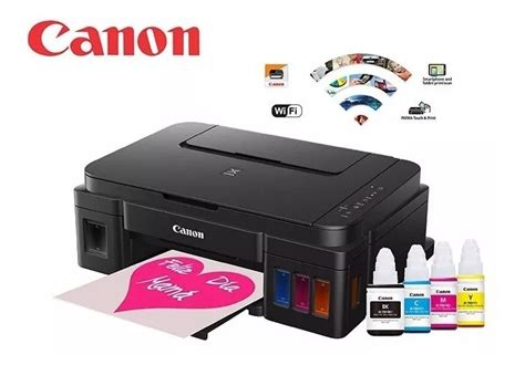 Canon print also enables users to print from several of the most popular online social platforms and. Impresora Multifuncional Canon G3110 Wi-fi Ecotank ...