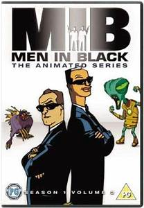 Horror Chart Men In Black The Animated Series Season 1 Volume 2 Dvd
