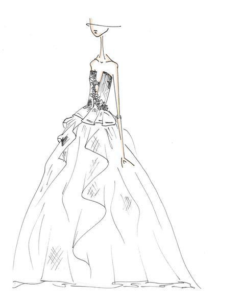 Trouwjurk Kleurplaat trouwjurk kleurplaat kleurplaten trouwjurk gratis