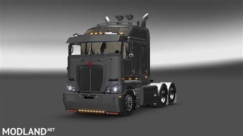 ats kenworth   mod  american truck simulator ats