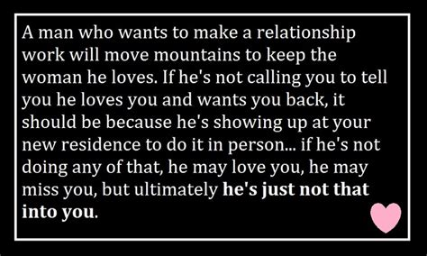 He S Just Not That Into You Quotes Hes Just Not That Into You Book Quotes Www Pixshark