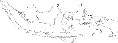 digital indonesia map  adobe illustrator  powerpoint