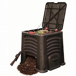 Tierra Garden 115 Gal Composter-9491 - The Home Depot