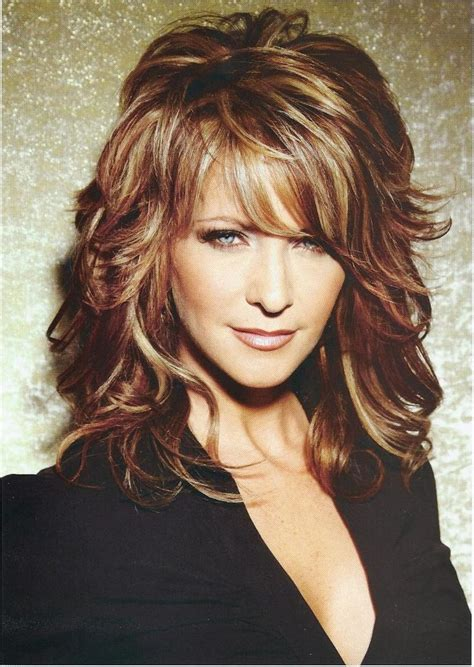 most popular medium length hairstyles long layered