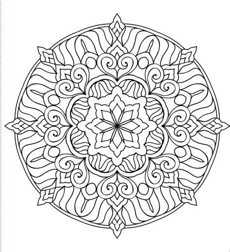 Mandalas Für Experten by I Tuoi Indimenticabili Mandala Da Colorare E Regalare