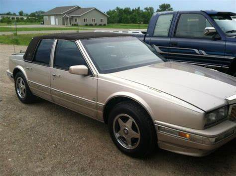 Find Used 1991 Cadillac Seville Rare Southwest Edition*low