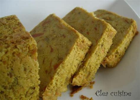 cuisine santé express terrine de pois chiches au curry clea cuisine