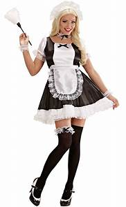 Costume servante femme