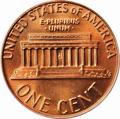 1981 Value Lincoln Memorial Cent Coins Cents