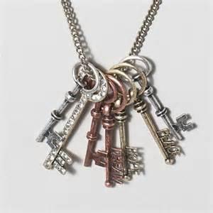 Inspiration Key Necklaces