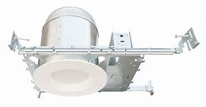 6 U0026quot  New Construction Led Can Air Tight Housing Recessed