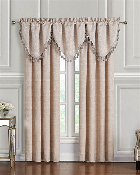 Cascade Valance by Waterford Gisella Cascade Valance Set Of 3 Neiman