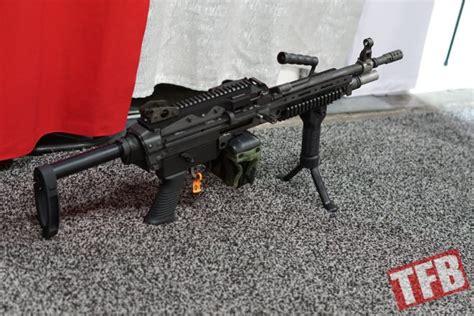 [shot 2018] Machine Gun Armory Semi-auto M249