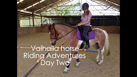 horse valhalla riding
