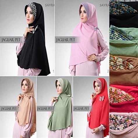 hijab instan syari terbaru tutorial hijab terbaru