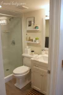updating bathroom ideas small bathroom with finishes diy shelves are a touch bathroom