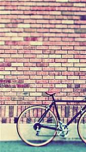 Vintage Bike iPhone 5/5C/5S Wallpaper   Cool   Pinterest ...