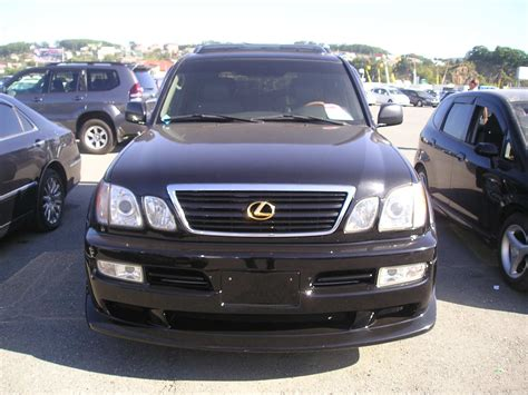 2001 Lexus Lx470 Photos 47 Gasoline Automatic For Sale