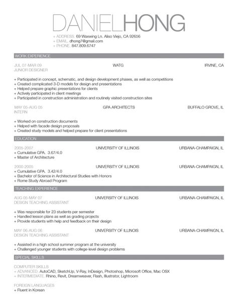 Resume For Post Pdf by 7 Sleek Sle Resume Templates Sles And Templates