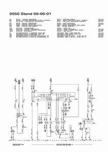 Schaltplan Opel Astra H