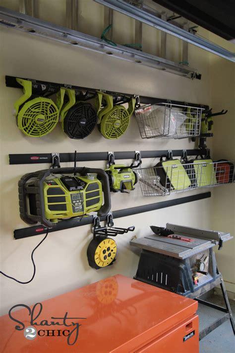 Garage Organization & Giveaway