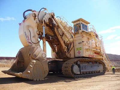 maiores maquinas  mundo  maquinas pesadas