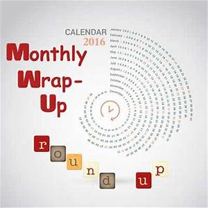 October Monthly Wrap-Up Round-Up Link-Up – Feed Your ...