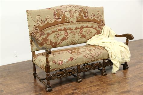 Sofa Settee Or by Settee Or Sofa 18th C Walnut Portuguese Settee Or