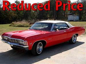 Chevrolet Impala 1967 : 1967 chevrolet impala ss for sale cc 434710 ~ Gottalentnigeria.com Avis de Voitures