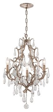small candle chandelier corbett 163 03 amadeus small candle chandelier 30