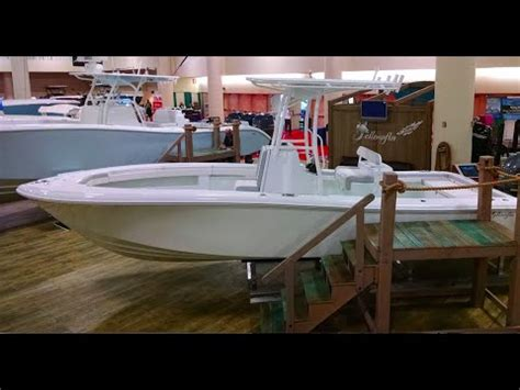 Inshore Offshore Hybrid Boats by Brand New Yellowfin 26 Hybrid Center Console