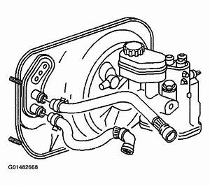 2003 Pontiac Montana Heater Core Diagram