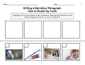 beginning sequence paragraph   brush  teeth