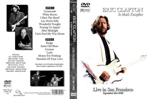 eric clapton quot can t find my way home quot guitar tab eric clapton on tour with knopfler shoreline New