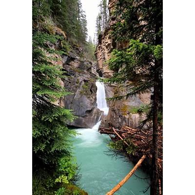 Panoramio - Photo of Johnston Canyon Banff National Park