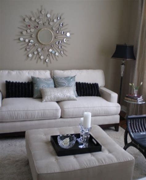 Black And Silver Living Room Ideas by Living Room White Silver Black Taupe Blue Grey Home
