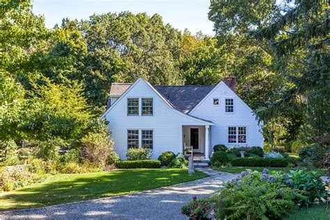 Take A Peek At Two Fairytale Cottages For Sale In