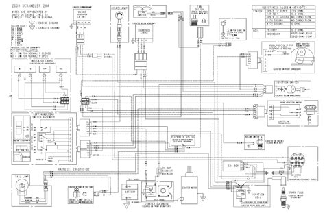 2002 polaris 500 ho wiring diagram app co