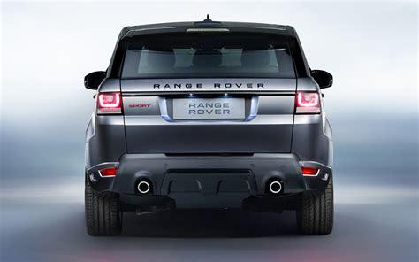 2014 Range Rover Sport Studio Rear Profile 201849 Photo 30