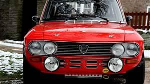 Lancia Fulvia Coupé : lancia fulvia coupe 1600 hf group 4 fia rally car 1972 youtube ~ Medecine-chirurgie-esthetiques.com Avis de Voitures