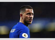 Eden Hazard won't be used as falsenine for Belgium We